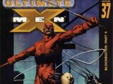 Ultimate X-Men Vol 1 37