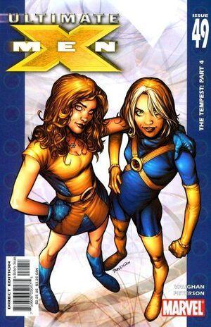 Ultimate X-Men Vol 1 49