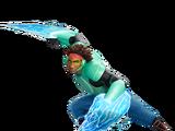 Wasabi's Battlesuit