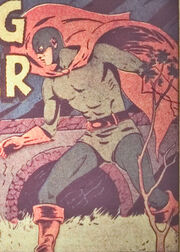 William Byron (Earth-616) from U.S.A. Comics Vol 1 1 0002