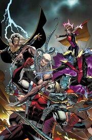 X-Men Gold Vol 2 11 Textless