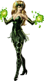 Amora (Earth-12131) from Marvel Avengers Alliance 0002