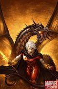 Annihilation Conquest - Quasar Vol 1 4 Textless