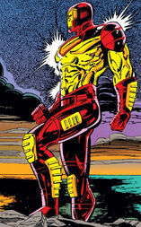 Anthony Stark (Earth-616) from Iron Man Vol 1 306 001