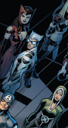 Avengers Unity Division (Prime) (Earth-61610) from Ultimate End Vol 1 3 001