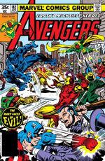 Avengers Vol 1 182