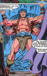 Barbarus (Earth-TRN566) from X-Men Adventures Vol 2 6 0001