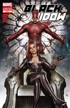 Black Widow Deadly Origin Vol 1 3