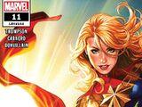 Captain Marvel Vol 10 11