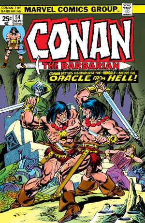 Conan the Barbarian Vol 1 54