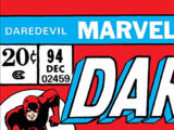 Daredevil Vol 1 94