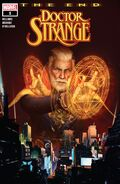 Doctor Strange The End Vol 1 1