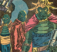 Dragon Kings (Race) from Creatures on the Loose Vol 1 29 0001