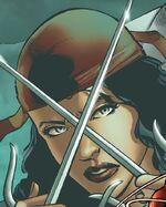 Elektra Natchios (Earth-TRN563) from Daredevil Season One Vol 1 1 001