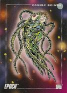 Epoch (Earth-616) from Marvel Universe Cards Series III 0001