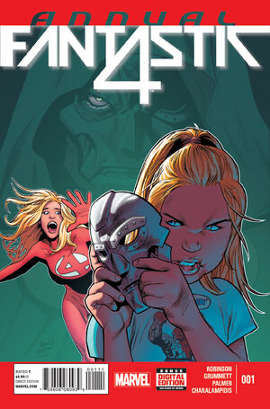 Fantastic Four Annual Vol 5 1