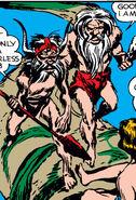 Goreks (Earth-616) from Captain America Comics Vol 1 1 0001