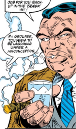 Grouper (Earth-616) from Amazing Spider-Man Vol 1 336 001