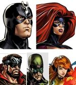 House of Agon (Earth-12131) Marvel Avengers Alliance