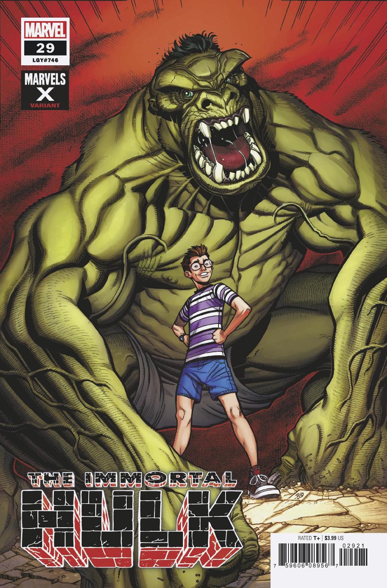 Immortal Hulk Vol 1 29 Marvels X Variant.jpg