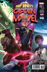 Infinity Countdown: Captain Marvel Vol 1 1