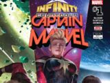 Infinity Countdown: Captain Marvel Vol 1 1