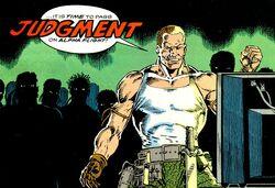 Judgement Milita (Earth-616) from Alpha Flight Vol 1 119 001