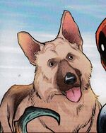 Lasher (War dog) (Earth-616) from Deadpool vs. Carnage Vol 1 4 001