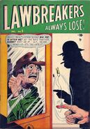 Lawbreakers Always Lose Vol 1 5