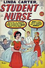 Linda Carter, Student Nurse Vol 1 1
