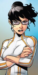 Madame Curie Cho (Earth-616) from Incredible Hulk Vol 1 715 001