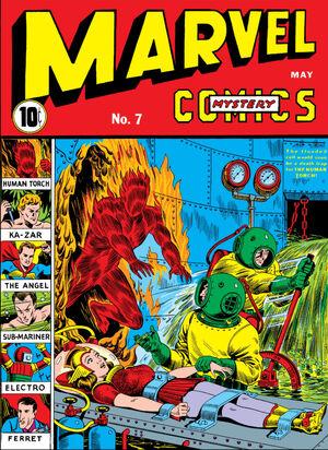 Marvel Mystery Comics Vol 1 7