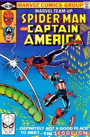 Marvel Team-Up Vol 1 106