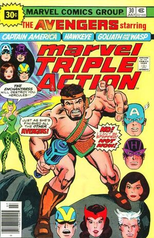 Marvel Triple Action Vol 1 30