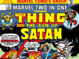 Marvel Two-In-One Vol 1 14