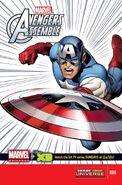 Marvel Universe Avengers Assemble Vol 1 6 Solicit