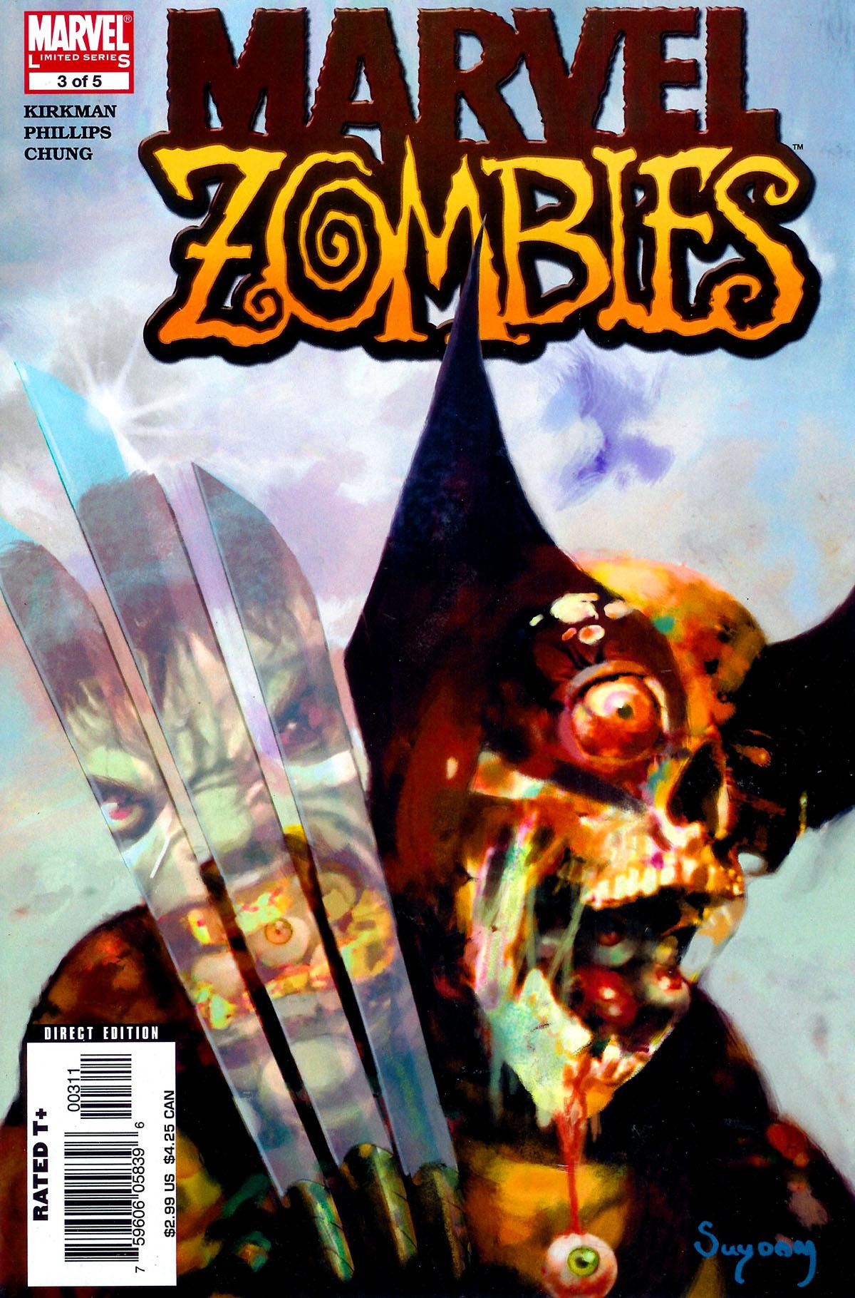 Marvel zombies vol 1 3 marvel database fandom powered by wikia - Marvel spiderman comics pdf ...