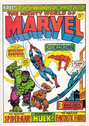 Mighty World of Marvel Vol 1 1