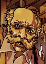 Mr. Walsh (Earth-616) from Daredevil Battlin' Jack Murdock Vol 1 1 001