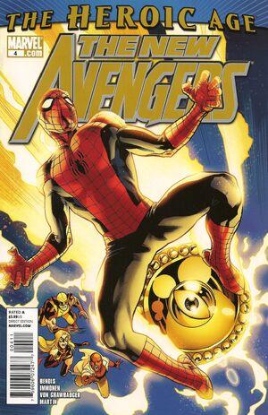 New Avengers Vol 2 4