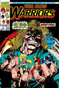 New Warriors Vol 1 3