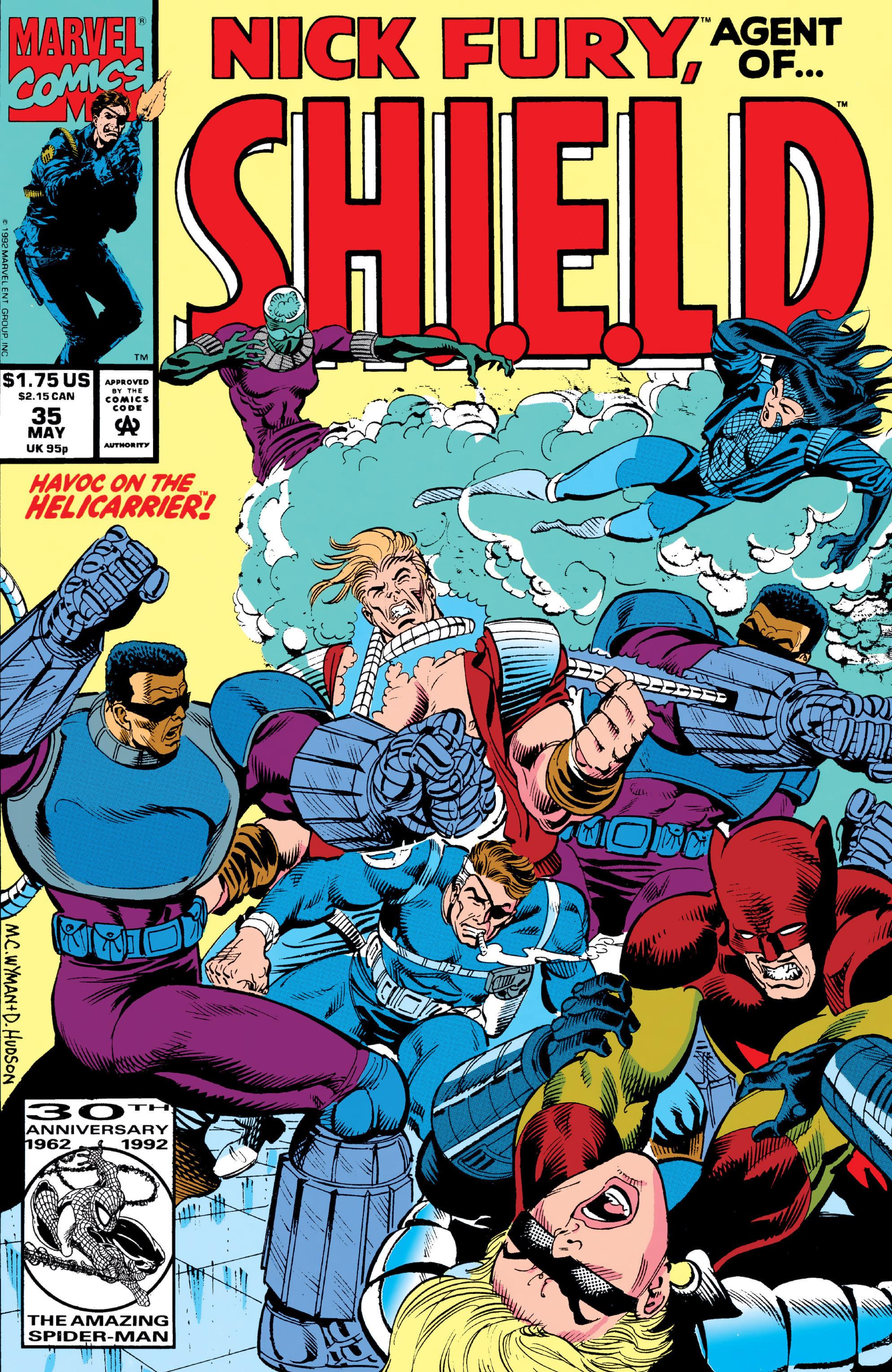Nick Fury, Agent of S.H.I.E.L.D. Vol 3 35