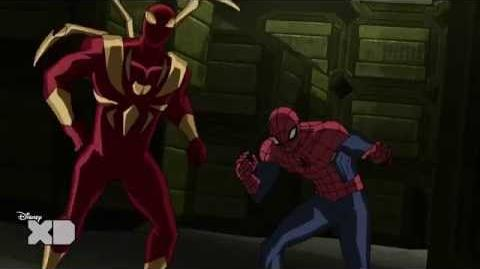 Official - Ultimate Spider-Man Web Warriors - S.H.I.E.L