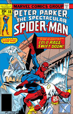 Peter Parker, The Spectacular Spider-Man Vol 1 18