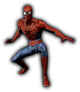 Peter Parker (Earth-6109) from Marvel Ultimate Alliance 2 0001