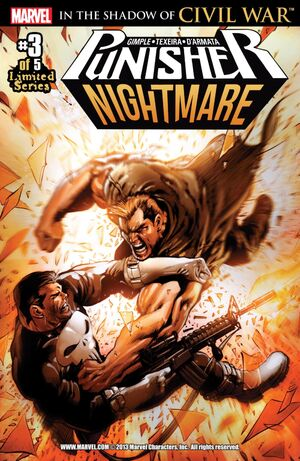 Punisher Nightmare Vol 1 3