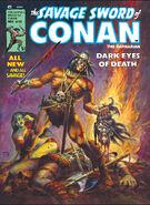 Savage Sword of Conan Vol 1 35