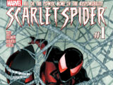 Scarlet Spider Vol 2 1
