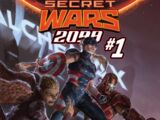 Secret Wars 2099 Vol 1 1