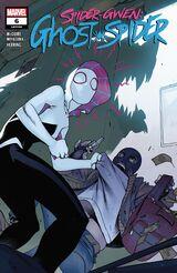 Spider-Gwen: Ghost-Spider Vol 1 6